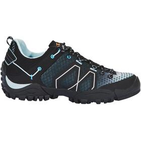 Garmont Sticky Cloud Shoes Women Black/Light Blue
